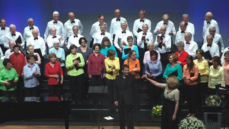 Verdienter Applaus nach stimmungsvollem Konzert