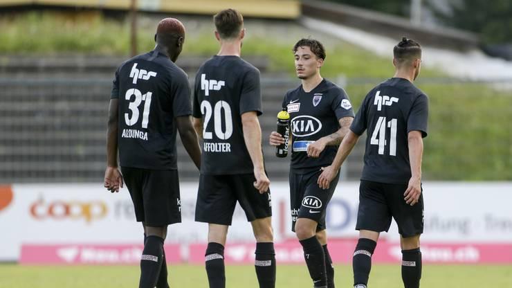 Nur ein Unentschieden gegen Chiasso: Das genügt den Ansprüchen des FC Aarau bei weitem nicht.