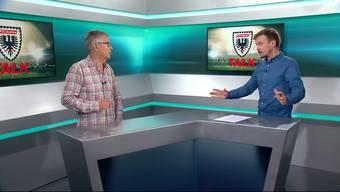 Die AZ-Fussballexperten Ruedi Kuhn und Sebastian Wendel über den Umgang von FCA-Trainer Keller mit Captain Zverotic.
