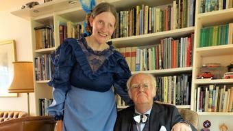 Das Ettinger Autorenpaar Johanna und Bryan Stone lässt Sherlock Holmes weiterleben