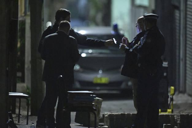Nach Eingang der ersten Informationen über die Anschlagspläne seien an den Flughäfen Australiens die Sicherheitsmassnahmen verstärkt worden.