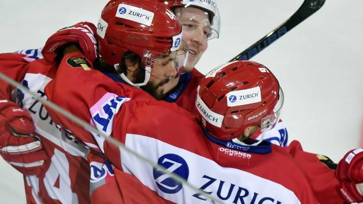 Die Rapperswil-Jona Lakers freuen sich über die neuerliche Finalqualifikation im Schweizer Cup
