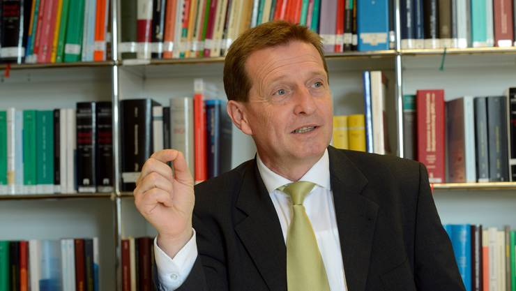 Der Solothurner Oberstaatsanwalt Hansjürg Brodbeck fordert zusätzliche Stellen.