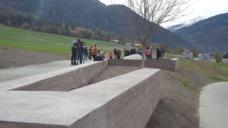 Die Bündner Regierung will mit der Anlage dazu beitragen, dass die Erinnerung an die Opfer von Zwangsmassnahmen wach bleibt.