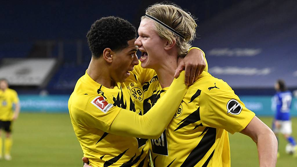 Fans von Schalke und Dortmund sorgen für Aufregung