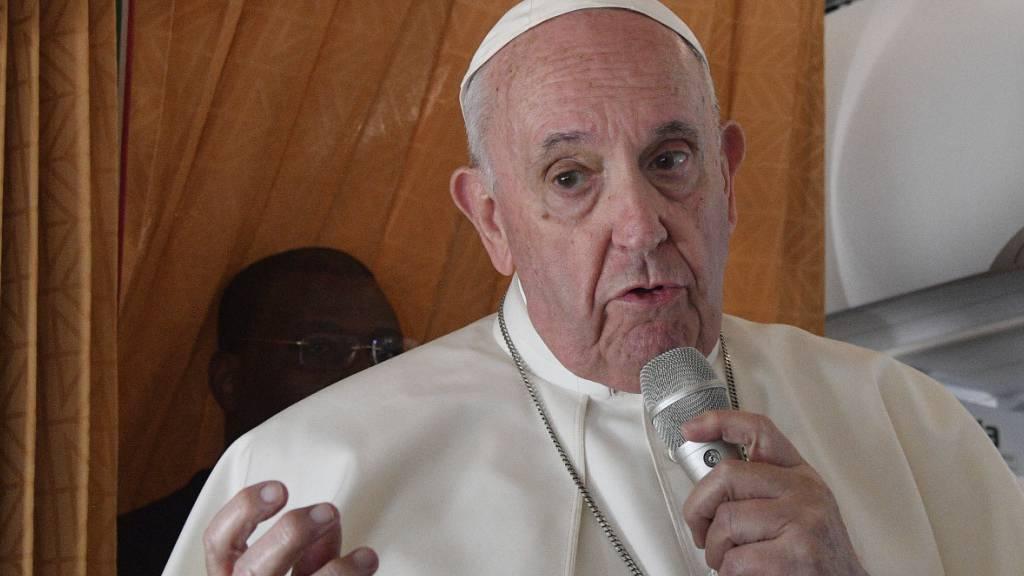 Papst: Missbrauchsopfer wichtiger als Ruf der Kirche