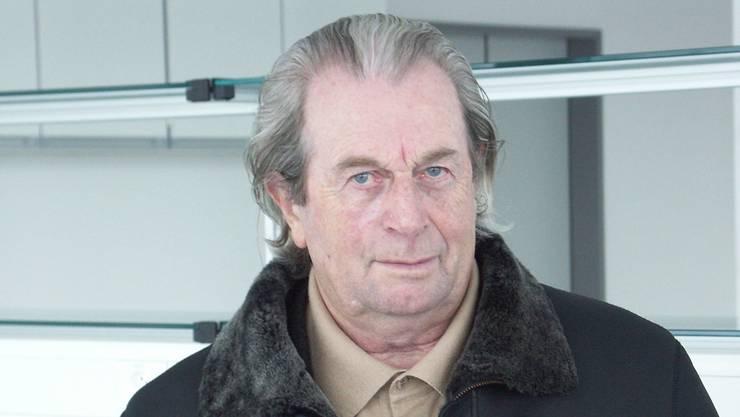 Leo Krummenacher ist am 19. Mai 80-jährig gestorben. (Archiv)