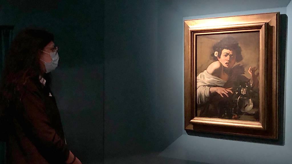 Berühmtes Caravaggio-Werk in Kapitolinischen Museen zu sehen