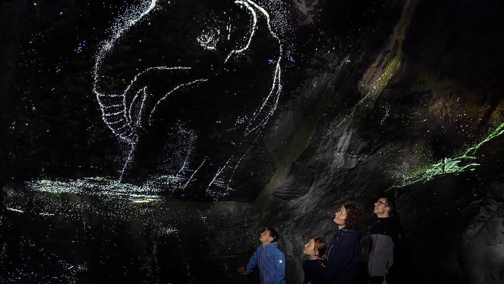 Gletschergarten eröffnet neue Felsenwelt