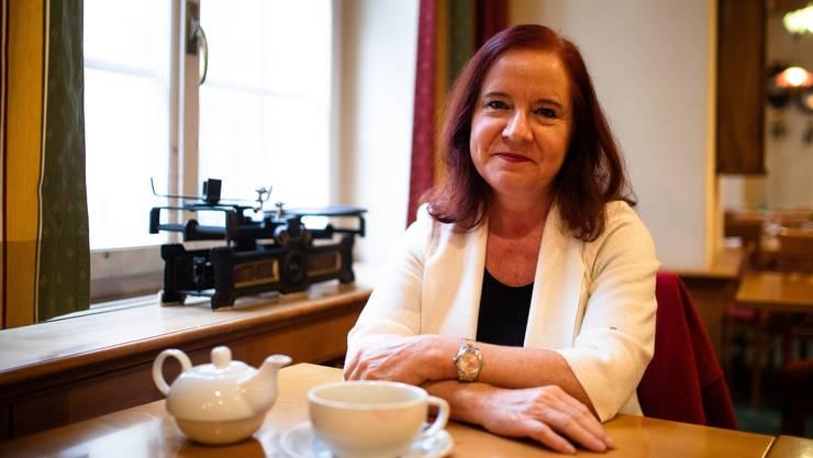 Die Kunsthistorikerin Roswitha Schild engagiert sich als Executive Producer für den Film «#Female Pleasure».