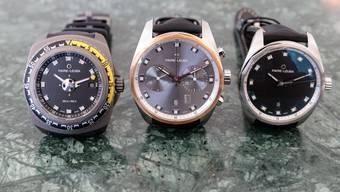 2011 erwarb die indische Titan Company (gehört zur milliardenschweren Tata-Group) mit Favre-Leuba die zweitälteste Uhrenmarke der Schweiz. Rund 2 Millionen Euro sollen die Inder für die Markenrechte bezahlt haben.