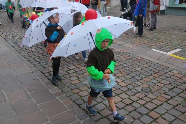Impressionen vom Jugendfest Rheinfelden.