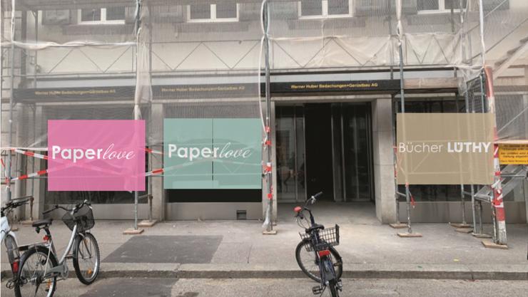Paperlove heisst der neue Laden.