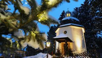 Die Wiege des weihnachtlichen Welthits: Stille-Nacht-Kapelle im österreichischen Oberndorf.