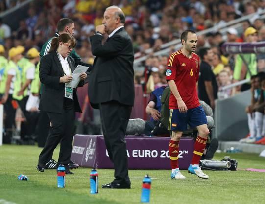 Frankreich unterliegt Spanien im EM-Viertelfinal