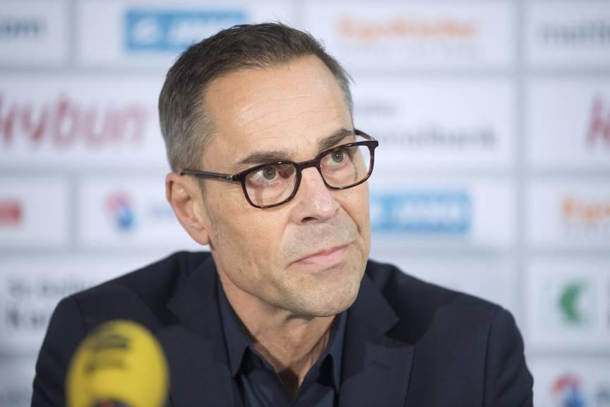 Matthias Hüppi (Bild: Tagblatt/Urs Bucher)