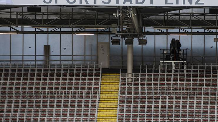 Der Klub aus der Sportstadt Linz hat sich alles andere als sportlich verhalten