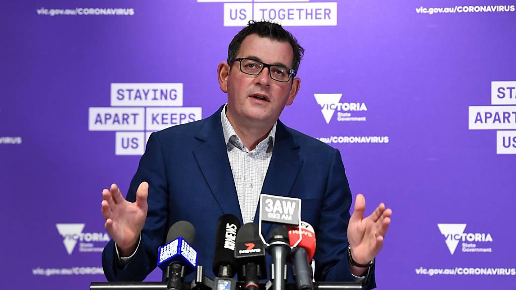 Melbourne verschärft Lockdown weiter – Geschäfte und Pubs schliessen