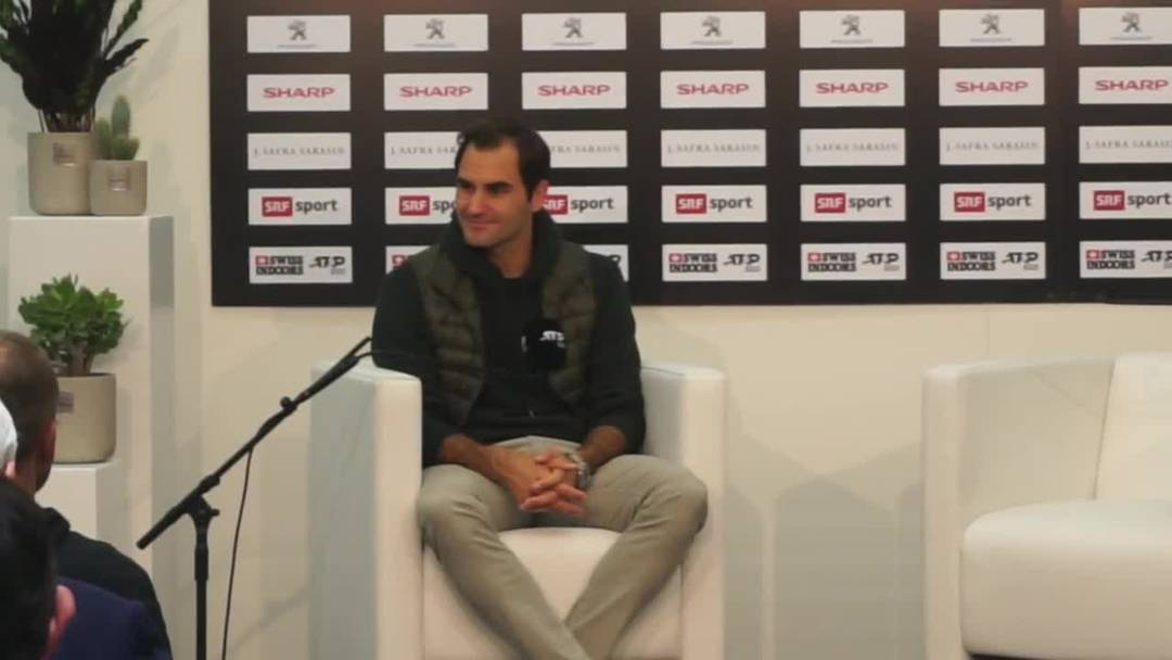Federer PK 1. Runde II