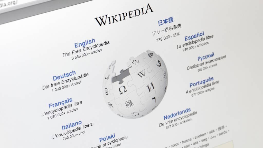 Was wäre der «Ufsteller» nur ohne Wikipedia?