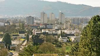 Die Gemeinde Wettingen positioniert sich in ihrem Leitbild als Gartenstadt.