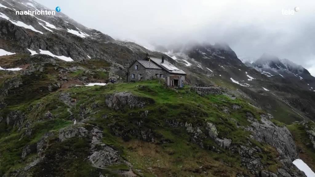 Zu Besuch auf der Sustlihütte Teil 3
