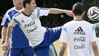 Messi und Co. können gegen Iran Achtelfinal-Quali klar machen.
