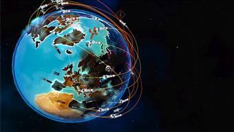 In der Mobile-App «First Strike» des Schweizer Spielentwicklers Blindflug kann zum atomaren Erstschlag ausgeholt werden. HO