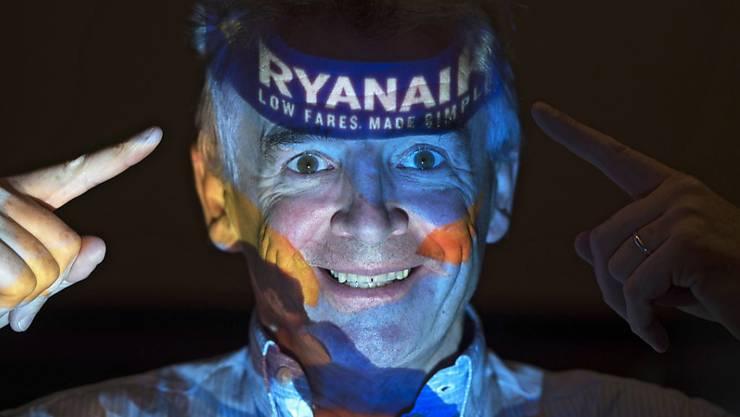Ryan-Air-Chef Michael O'Leary denkt über eine revolutionäre Idee nach: Gratisflüge.