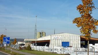 Stahlton verlegt ihren Firmensitz nach Frick