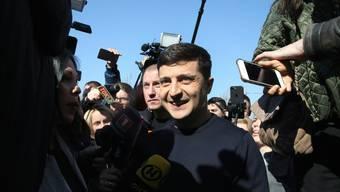 Wie geht Wolodymyr Selenskji gegen die Korruption in seinem Land vor?