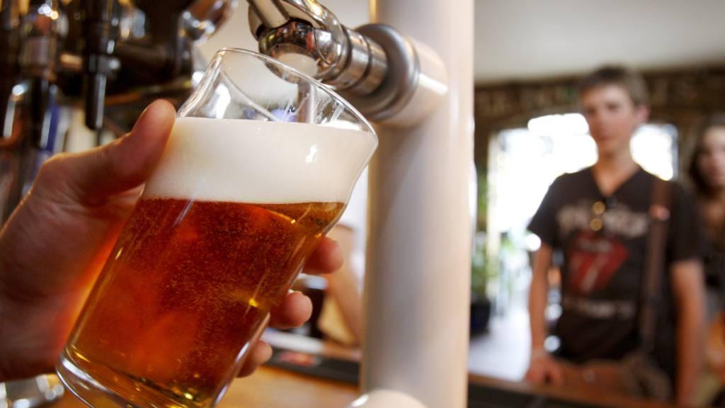 Briten müssen 50 Millionen Liter Bier vernichten