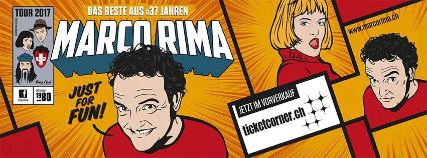 Marco Rima Just for Fun