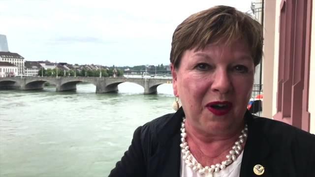 Basler Fasnachts-Comité zum ersten Mal mit Frau an der Spitze