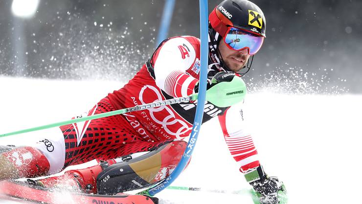 Marcel Hirscher macht im zweiten Lauf von Zagreb seinen 30. Slalomsieg perfekt