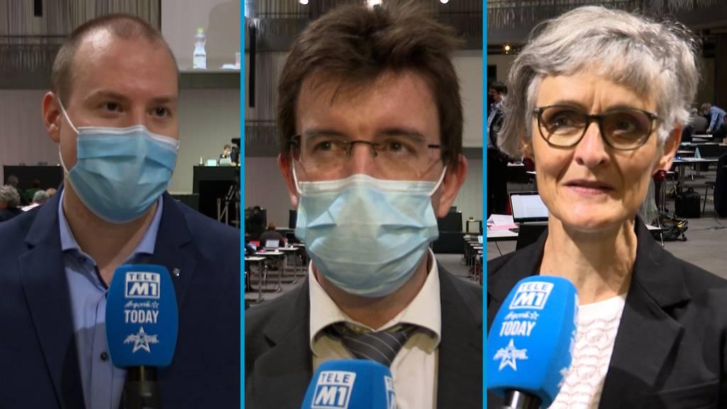 Nach Abgang von CEO Rhiner: Das sagen Aargauer Politiker