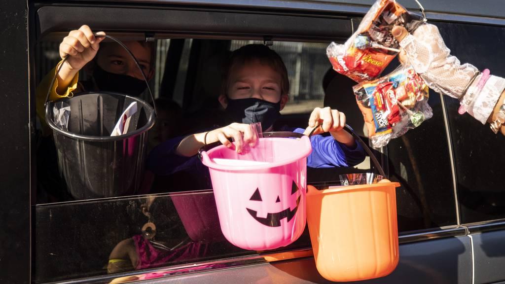 Auch Halloween läuft dieses Jahr anders ab