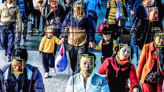 In China überwachen bald 600 Millionen Kameras die Menschen.