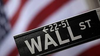 US-Börsen deutlich im Plus (Archiv)