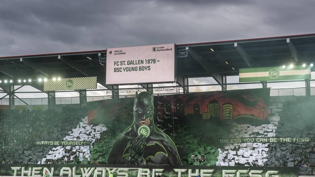 25'000 Franken für den FC St.Gallen