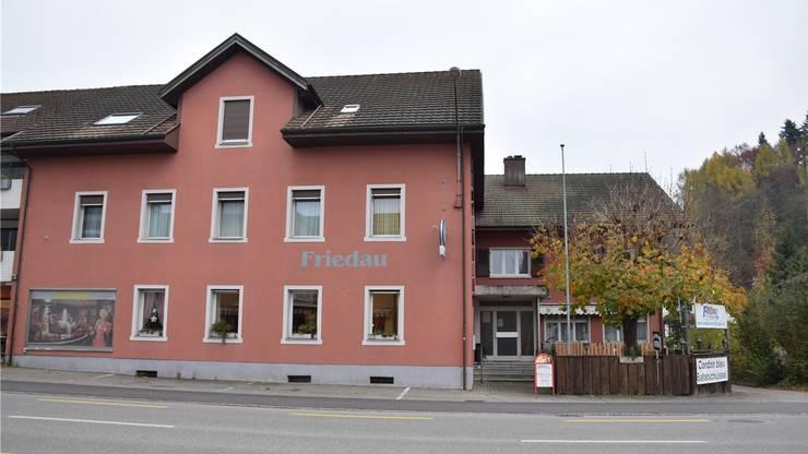 Die Friedau in Murgenthal schliesst am 21. Dezember. Bilder: rew