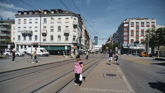Der Claraplatz: Mitten in der Kleinbasler Altstadt tut sich was. Der Ort erlebt vor allem eine gastronomische Weiterentwicklung.