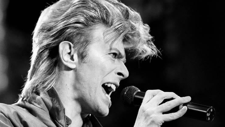 Das Montreux Jazz Festival 2018 widmet dem verstorbenen Musiker David Bowie eine Ausstellung. Im Mittelpunkt steht dessen Alter Ego Ziggy Stardust. (Archivbild)
