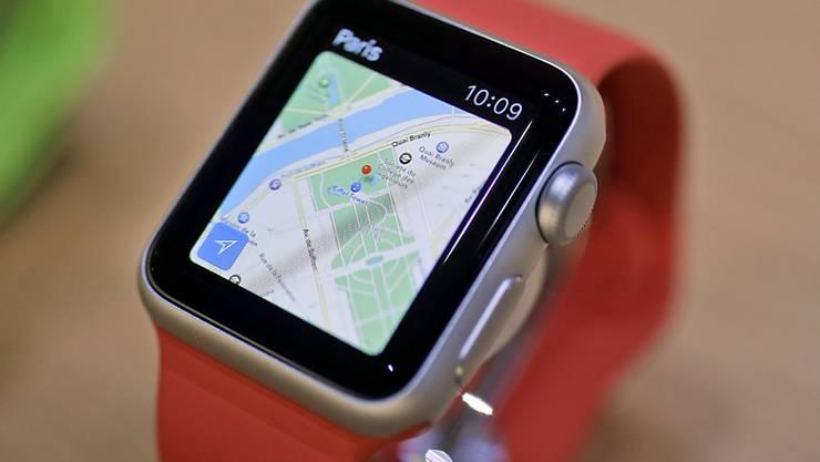 Die Apple Watch kommt am 26. Juni in der Schweiz in den Handel.