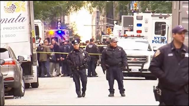 Briefbomben-Terror in den USA nimmt kein Ende