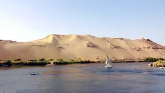 Der Nil: umkämpftes Wasser.