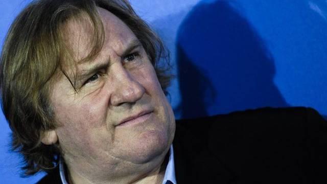 Gérard Depardieu wohnt seit ein paar Wochen im belgischen Néchin, das einen Kilometer von der Grenze zu Frankreich entfernt ist.