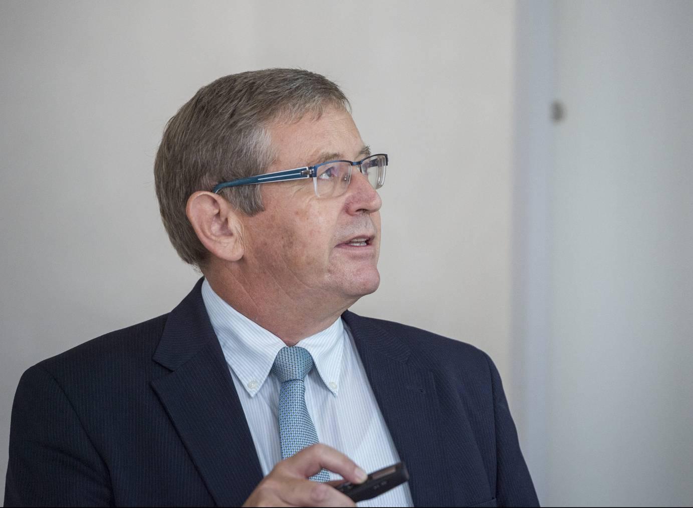 Beat Brüllmann, Leiter des Amts für Volksschule, hofft, dass sich der Konflikt in Wigoltingen bald legt.