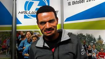 Tadesse Abraham war für die Schweiz bei der Leichtathletik-WM in Peking dabei. Und jetzt startet er beim Hallwilerseelauf.