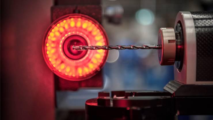 Wie lange brummt der Wirtschaftsmotor noch?Christian Beutler/Keystone